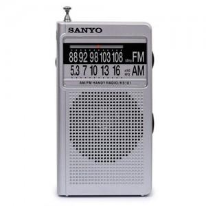 KS101 RADIO DE BOLSILLO SANYO A PILAS