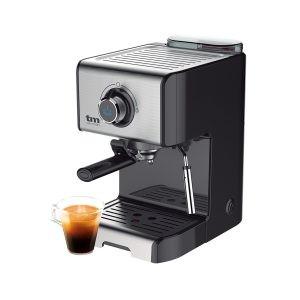 Cafetera espresso con bomba 15 bares de presion