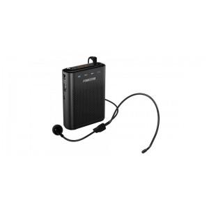 ALTAVOZ30 Altavoz con microfono , con cable. Portatil. Recargable, autonomia hasta 9 horas. Fonestar.